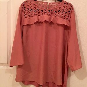 Anne Klein blouse, beautiful!